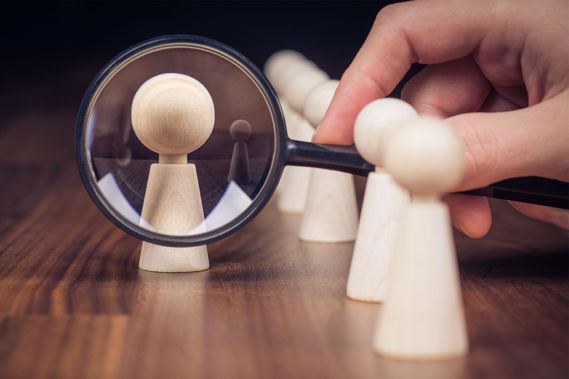 Personalauswahl und Talentförderung